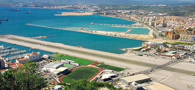 Come arrivare a Gibilterra