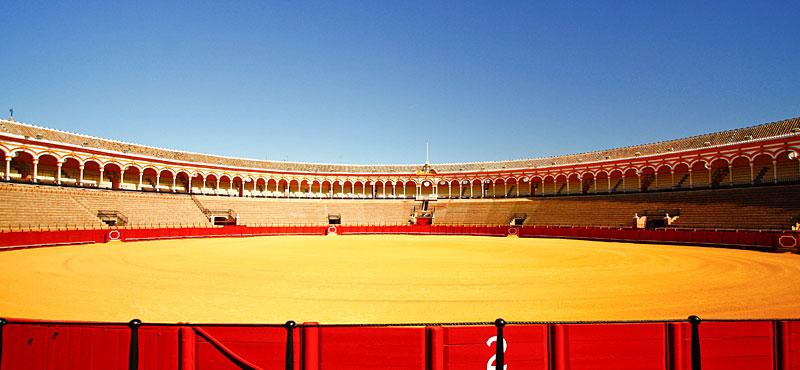 Plaza de Toros di Siviglia