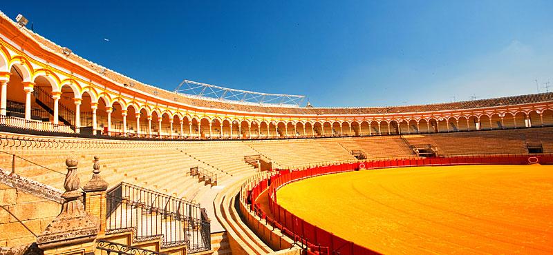Le Corride A Siviglia Andalusia