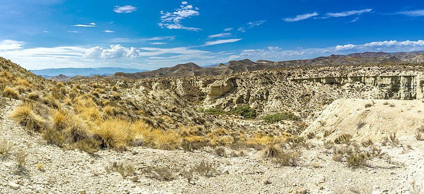Il deserto di Tabernas e i dintorni di Almeria