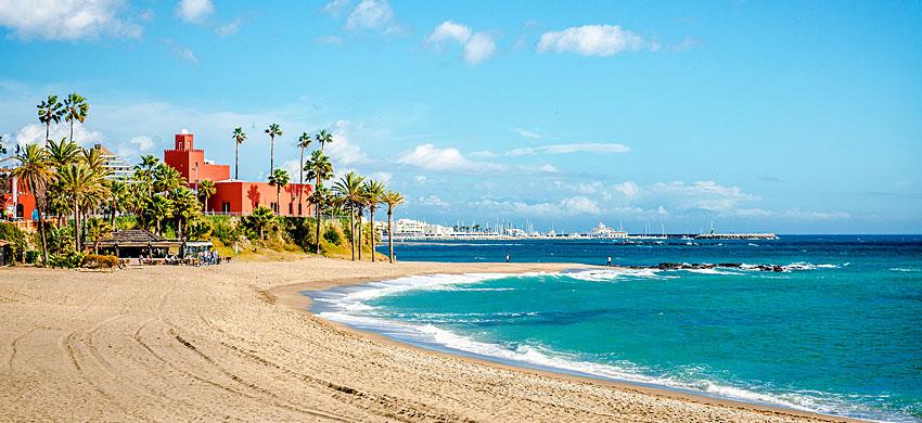 Dove andare al mare in Andalusia