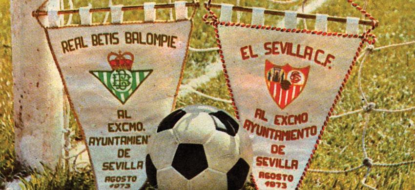 Il calcio a Siviglia