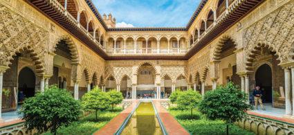 Real Alcázar di Siviglia